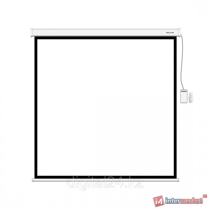 Экран моторизированный Deluxe, DLS-ERC203x153W