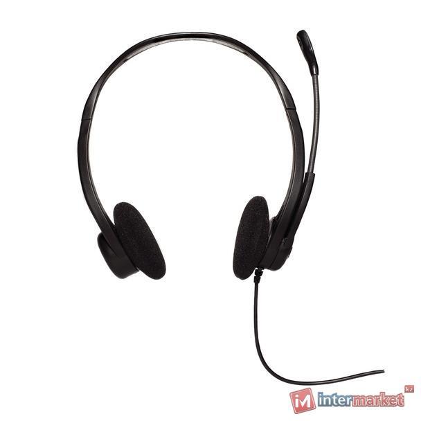 Гарнитура Logitech PC 860 Headset (981-000094) oem