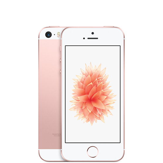 Смартфон Apple iPhone SE 32Gb, Rose Gold