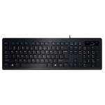 Клавиатура Genius SlimStar 130, USB, Black, KAZ, 31300714105