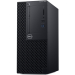 Компьютер Dell OptiPlex 3060 (MT /Intel Core i3 8100 3,6 GHz/4 Gb /500 Gb/DVD+/-RW /Graphics UHD630 256 Mb /ATX 260W /Linux 16.04 /VGA Port)