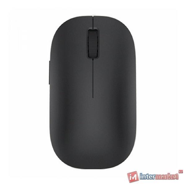 Компьютерная мышь, Xiaomi, MI Portable Mouse HLK4002CN/HLK4007GL, Bluetooth 4.0/2.4 Ггц, Лазерный датчик, 10 метров, Серебристый