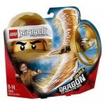LEGO: Мастер Золотого дракона