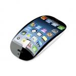 Мышь Delux DLM-111OUI (Молдинг, iPhone)
