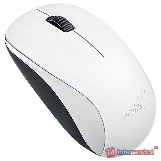 Беспроводная мышь Genius NX-7000 White USB