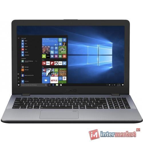 Ноутбук ASUS VivoBook 15 X542UN, Core i5-8250U-1.6/1TB/8GB/MX150-4GB/DVD-RW/15.6