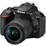Зеркальный фотоаппарат Nikon D5600 Kit f/3.5-5.6G VR II