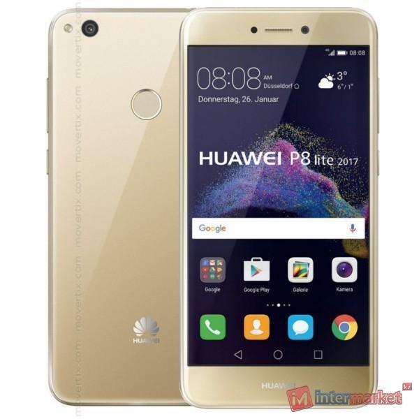 Смартфон Huawei P8 Lite (2017) Gold