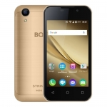 "Смартфон BQ-4072 Strike Mini, Red 4""/800x480WVGA/SC7731C, 4 ядра/1+8Gb/5+2MP/1300 мА/3G /"