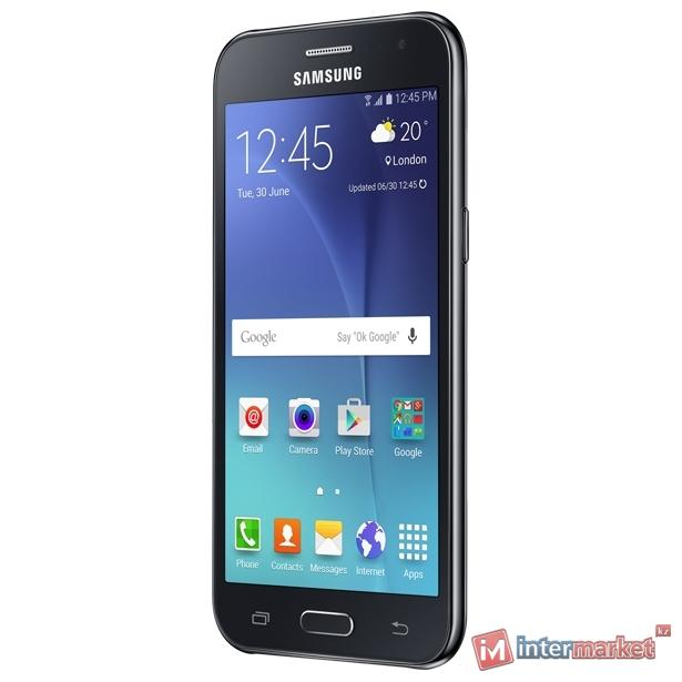 Смартфон Galaxy J2 (SM-J200HZKDSKZ) black