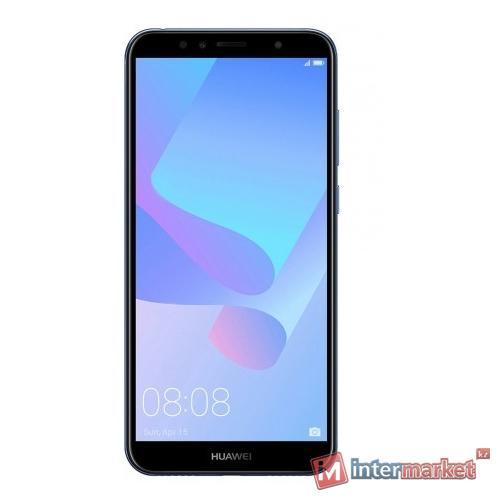 Смартфон Huawei Y6 Prime (2018) 16GB, black