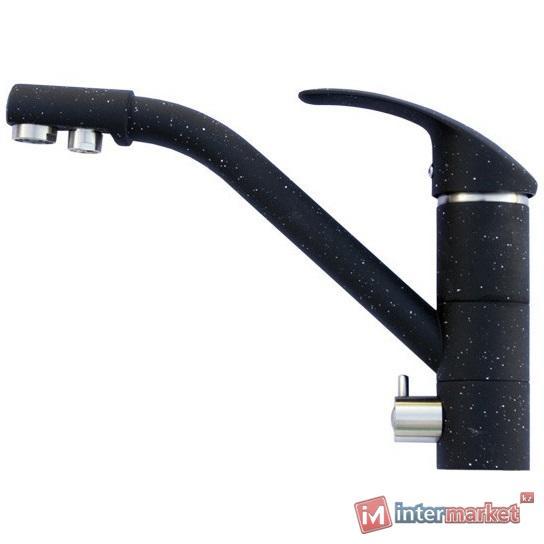 Смеситель EcoStone 05 308 черный