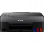 Струйный МФУ Canon Pixma G2420 4800x1200 ч/б 9,1 изб./мин цвет 5,0 изб./мин 10х15см прибл. за 60 сек ч/б 12000 ст/Цв 7700, лоток 100 листов, USB