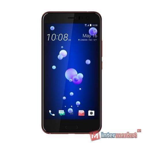 Смартфон HTC U11 64GB Brilliant Black