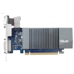 Видеокарта ASUS GeForce GT 710 954Mhz PCI-E 2.0 1024Mb 5012Mhz 32 bit DVI HDMI HDCP GT710-SL-1GD5-BRK