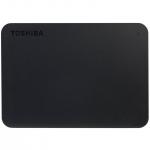 """Внешний Жесткий диск Toshiba 1Tb, 2.5"""" Canvio Basics + USB-C adapter USB3.0 + Type-C Цвет: Черный HDTB410EK3ABH"""
