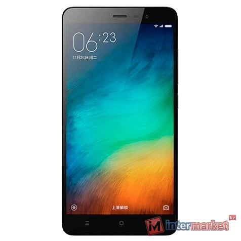 Смартфон Xiaomi Redmi Note 3 16Gb, Black